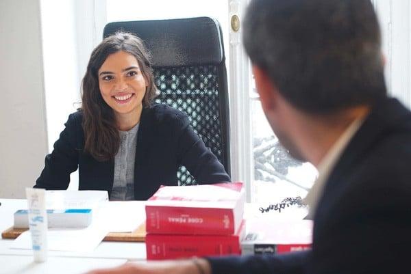 Étape 3 - Rencontre avocat