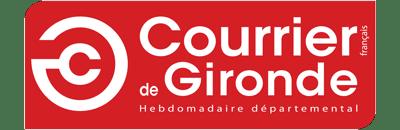 Logo Courrier de Gironde