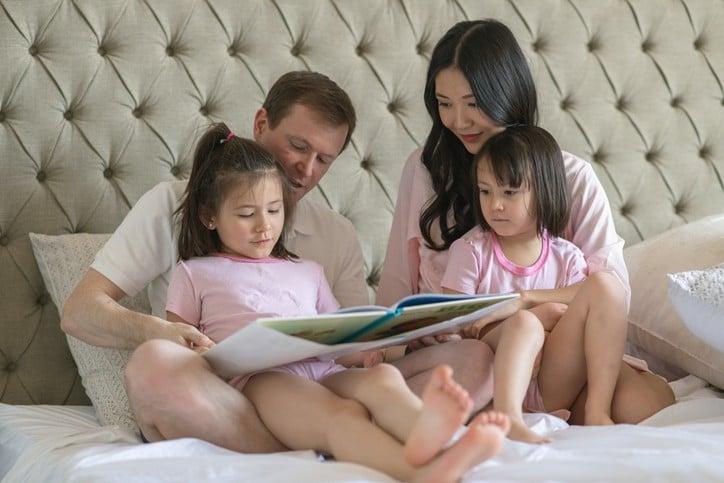 Article ma nouvelle vie de famille recomposée